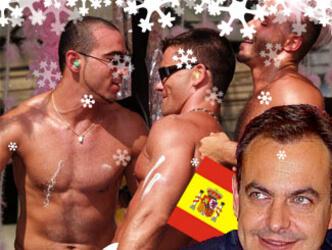 gay sesso Madrid abito bianco e nero per adolescenti