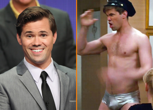 8-andrew-rannells-shirtless