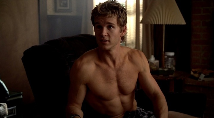 ryan kwanten shirtless true blood
