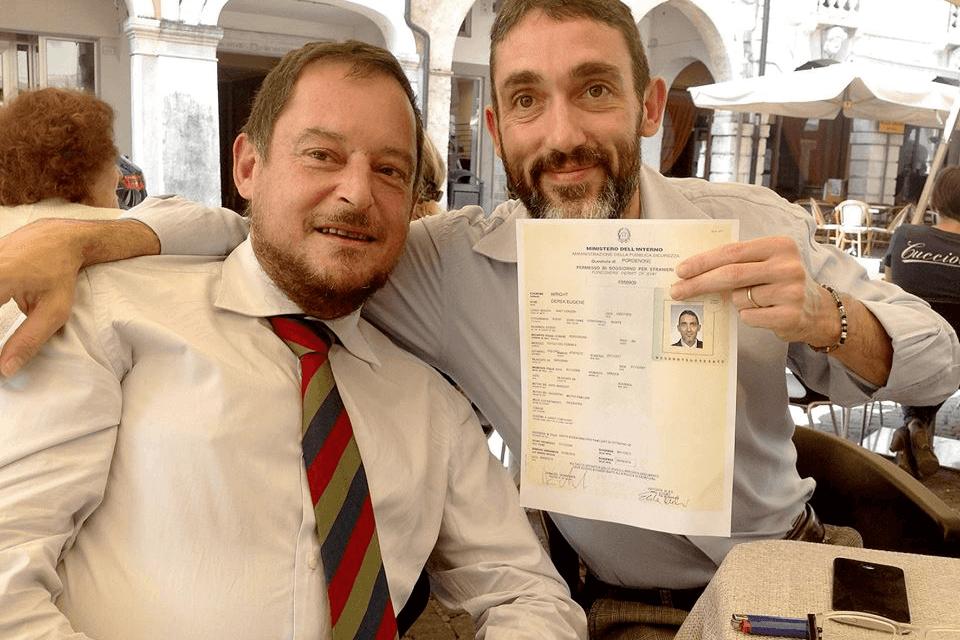 Carta Di Soggiorno Pagamento  Pictures