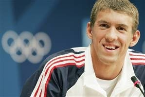 Il gigantesco Michael Phelps