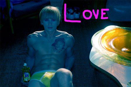 Joey e Sean in stile pop art