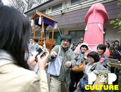 Il festival del pene in Giappone
