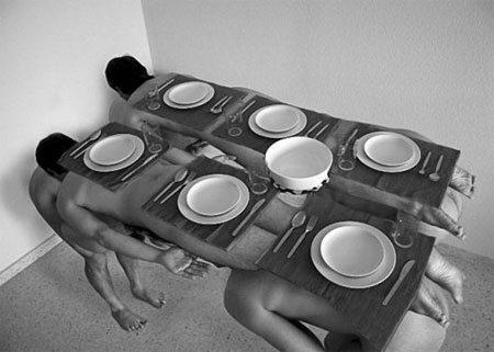 I mobili umani di David Blázquez