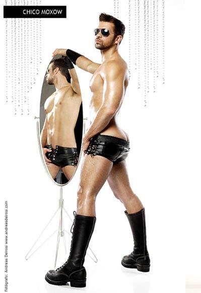 Sado-Daniel in copertina su Moxow Magazine