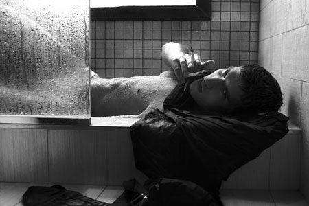 Bello e bagnato: Brian Putzy
