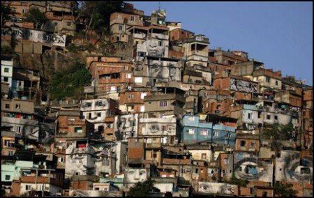 Madonna in tour, stavolta nelle favelas brasiliane