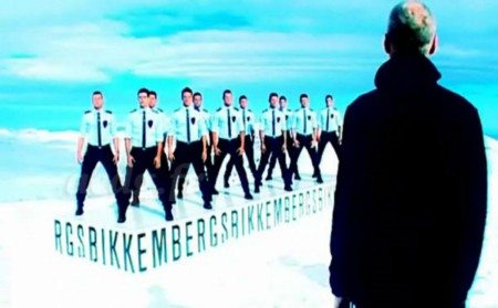 Bikkembergs: in mutande sulle Ande