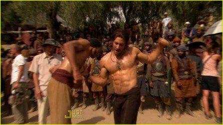 Jake Gyllenhaal, un Principe di Persia super-fit