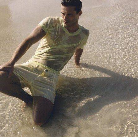 Le foto di Ambrose Olson, il modello scomparso