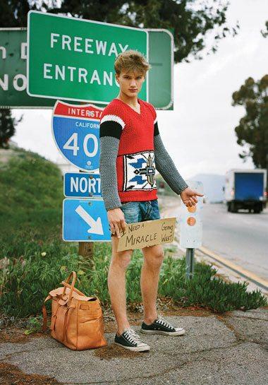 I sexy autostoppisti di Out