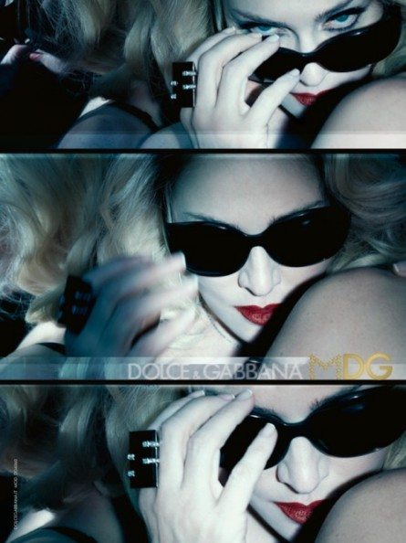Madonna e Tyson fanno l'amore per Dolce e Gabbana