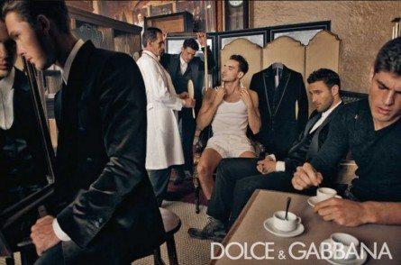 L'inverno siculo di Dolce e Gabbana