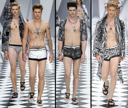 L'optical summer di Versace