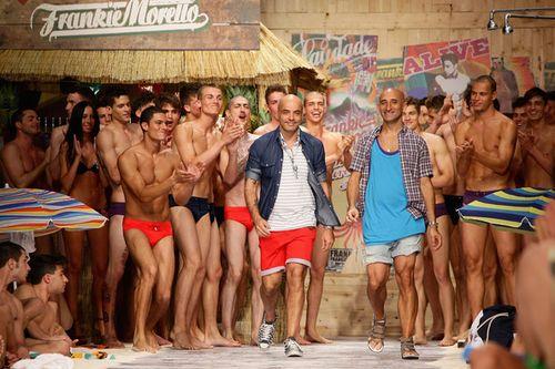 Tutti in spiaggia con Frankie Morello