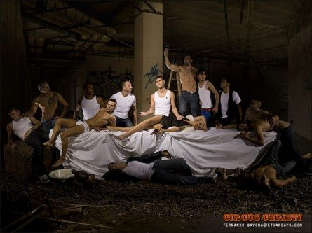 Circus Cristi: Gesù oggi, tra sesso e prostituzione