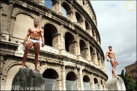 Con Michael e Jed l'Italia non è mai stata così sexy
