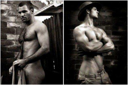 Rudi, nudi e villosi. I sexy cowboys di Paul Freeman