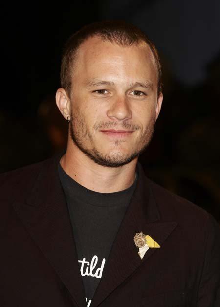 Heath Ledger: le foto
