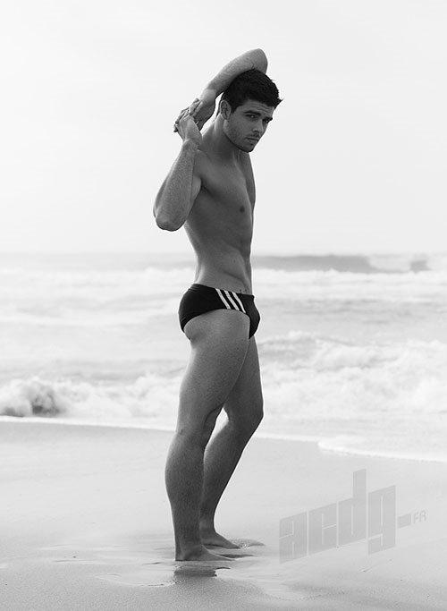 Dimitri, dalle olimpiadi alle fotografia