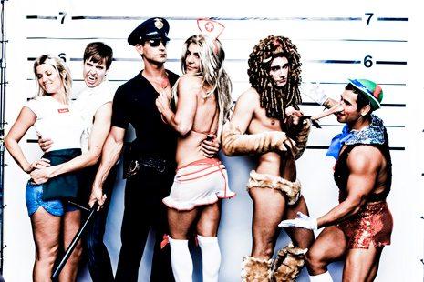 L'originale Halloween benefit della Los Angeles gay
