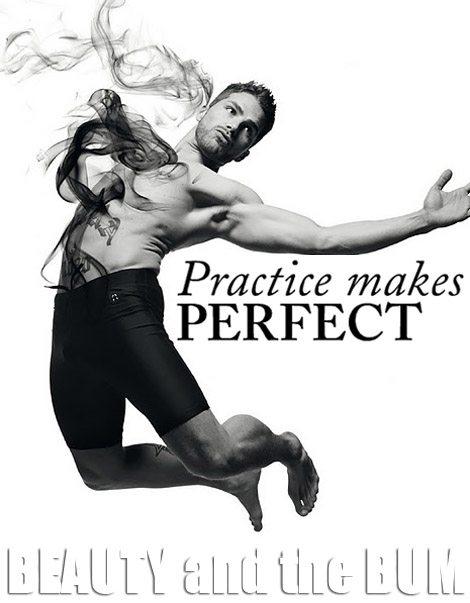 La pratica rende perfetti... e si vede