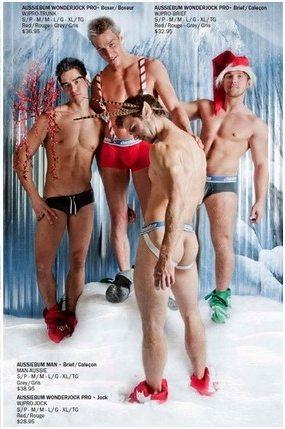 Gli elfi di Babbo Natale? Gay, come le sue renne...