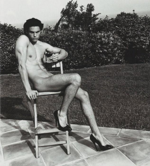 Baptiste Giabiconi: il primo uomo del Calendario Pirelli
