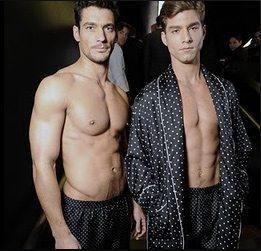 Dolce&Gabbana: il backstage della collezione autunno/inverno