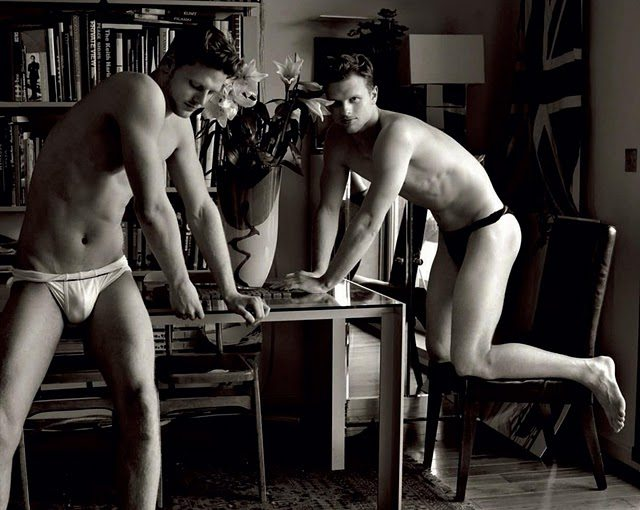 Le coppie di Uomini per Dolce&Gabbana