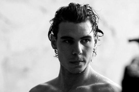 Dopo Beckham e Ronaldo, ecco Rafael, l'asso del tennis