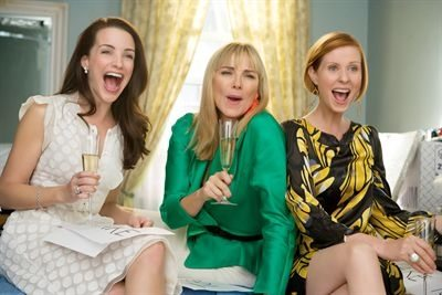 Sex and the City: le foto del film