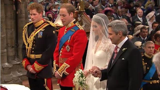 Kate e William hanno detto