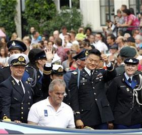 Foto del giorno di Lunedì 8 Agosto 2011