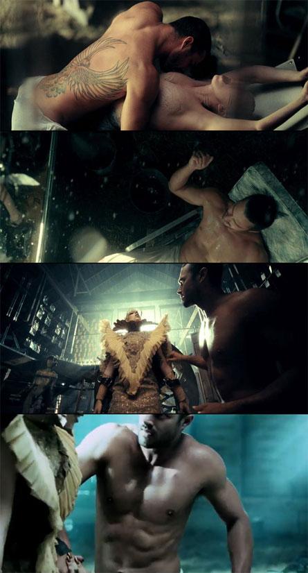Taylor Kinney, da licantropo a modello per Lady Gaga