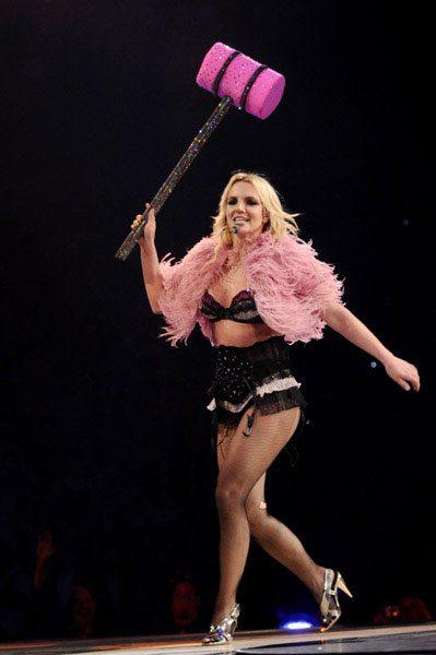 Britney - Circus Tour