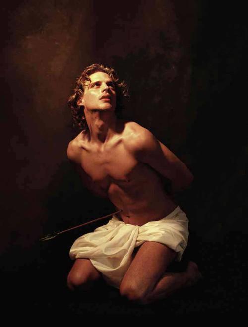 I santi gay di Anthony Gayton