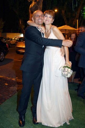 Le speciali nozze di Paola Cortellesi