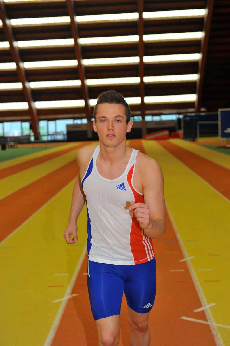 Florian Bou, l'atleta di pentathlon diventato sex symbol