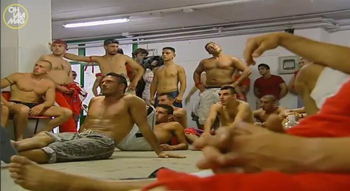Calcio Fiorentino, corpulente azioni sul campo dal 1500