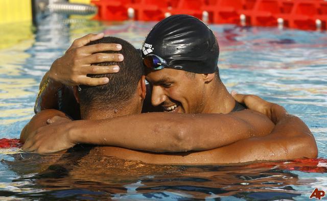 Oussama Mellouli, il nuotatore tunisino che vince tutto