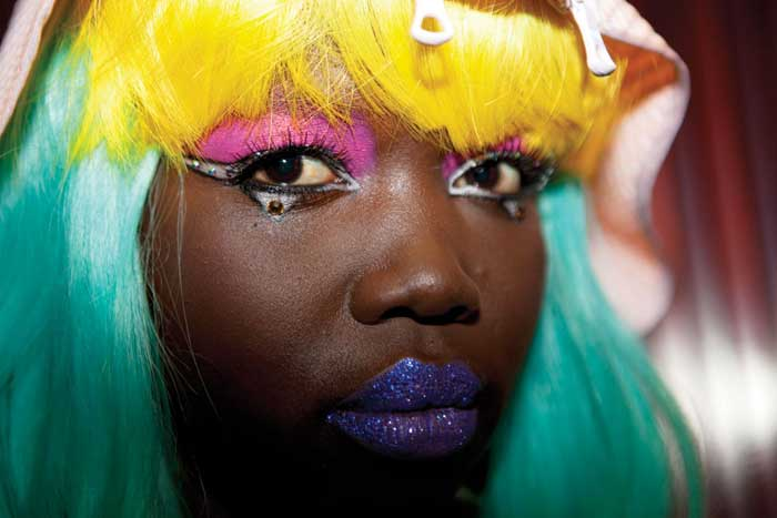 Come sarebbe fare la spesa come Nicki Minaj?