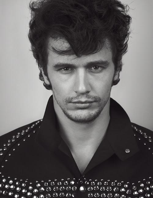 James Franco, in onore del fotografo gay Robert Mapplethorpe