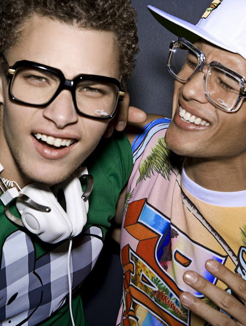 Le icone pop gay sui corpi dei ragazzi di Coitus