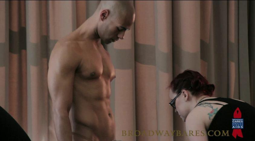 Broadway Bare: ballerini e musicisti nudi per beneficenza