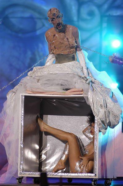 Foto: Gala Drag Queen 2008