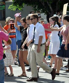 Foto del giorno di Martedì 5 Giugno 2012