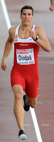 Muscoli tesi e body aderenti agli Europei di Helsinki