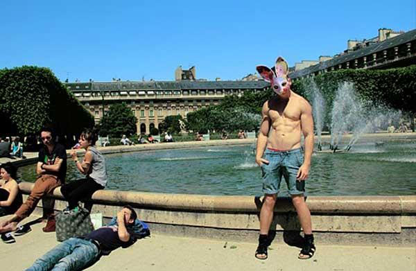 Gli uomini-coniglio di Alex Guerra