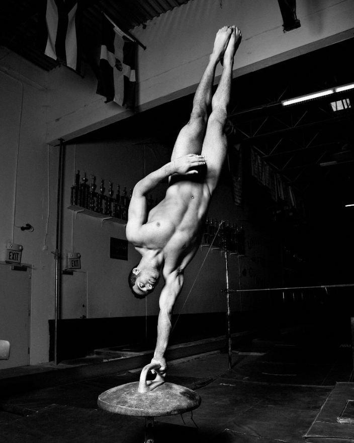 Corpi e sport: atleti statunitensi nudi per ESPN